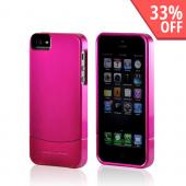 Body Glove Pink Vibe Series Hard Slider Case for Apple iPhone 5