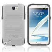 Otterbox Glacier (Gray/White) Commuter Series Hard Case over Silicone w/ Screen Protector for Samsung Galaxy Note 2