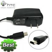Original HTC Mini USB Travel Charger, 79H00055-01M