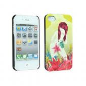 Odoyo X Marcos Chin Series Bloom Hard Case for Apple iPhone 4/4S