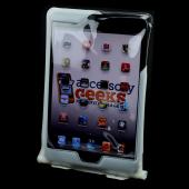 DiCAPac Clear/ Frost White Waterproof Case For Apple iPad Mini 1/2/3- WP-i20m