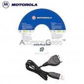 Motorola Mobile PhoneTools 3.0 software &amp; USB 98653H