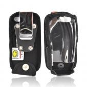 Original Turtleback Premium Motorola i1 Heavy Duty Nylon Case w/ Steel Belt Clip, A-MOTI1HD - Black