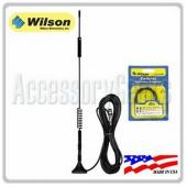 Wilson Dual-Band Magnetic Mount Antenna 301103 Package for Motorola