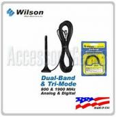 Wilson Dual-Band Mini Magnet Antenna 301113 Package for Motorola