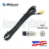 "Wilson Cellular 3/4"" NMO Roof mount w/ 14ft RG58U cable - 901102"