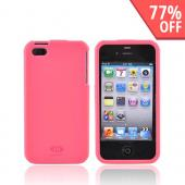 Original AGF Apple Verizon/ AT&amp;T iPhone 4 Beetle Hard Case, 87168 - Hot Pink/ Lavender