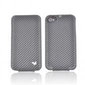 Original Zenus AT&T/ Verizon Apple iPhone 4, iPhone 4S Prestige Leather Carbon Folder Series Case, APIP4-PC5FD-BK