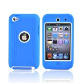 Original Otterbox Defender Series Apple iPod Touch 4 Hard Case, APL2-T4GXX-CS-E - Blue/White