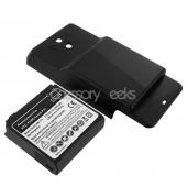 HTC Fuze Extended Battery w/ Battery Door - Black