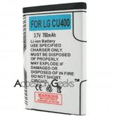 LG CU400 Standard Battery