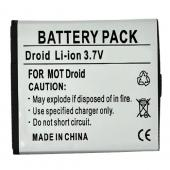 Motorola Droid /Droid 2/ Motorola Cliq / Motorola i1 Standard Replacement Battery
