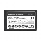 Motorola Bravo, Defy MB525 Standard Battery Replacement, 1250mAh