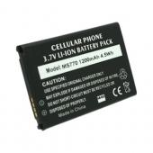LG Optimus Zone 2/ LG Optimus Fuel/ LG Motion 4G MS770 Standard Replacement Battery - 1200 mAh