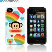 Original Uncommon AT&T/ Verizon Apple iPhone 4, iPhone 4S Slide-On Hard Case - Paul Frank Rainbows are Magic