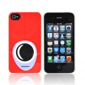Original Psyclops AT&amp;T/ Verizon Apple iPhone 4, iPhone 4S Syd Hard Case - Red Hoodie Cyclops