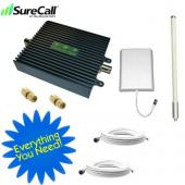 Cellphone-Mate SureCall Dual Band Signal CM2000-WL55dB SOHO Amplifier Kit for Boats - MARINE