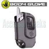 Original Body Glove Universal Impact Gray with Black Trim Small Pouch (FS)