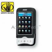 T-Mobile Google G1 Original Body Glove Case w/ Kickstand - Black, CRC90893