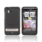 Original Seidio Innocase II HTC Thunderbolt Hard Surface Case, CSR3HTMEC-BK - Black