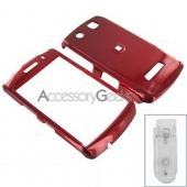 Blackberry Storm Hard Case - Red