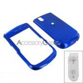 Blackberry Bold 9650 & Tour 9630 Hard Case - Blue