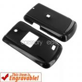 LG VX5500 Hard Case - Black