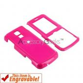 LG Glance VX7100 Hard Case - Hot Pink