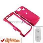 LG Versa VX9600 Hard Case - Rose Pink