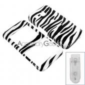 LG Invision Hard Case - Zebra