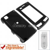 LG Incite Protective Hard Case - Black