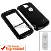 LG Venus Protective Hard Case - Black