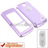LG Venus Protective Hard Case - Purple