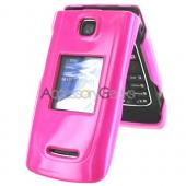 Nokia 6555 Protective Hard Case - Hot Pink