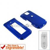 Nokia Intrique 7205 Hard Case - Blue