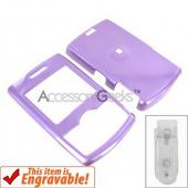 Samsung Propel Hard Case - Light Purple
