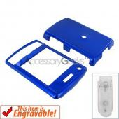 Samsung Propel Pro i627 Hard Case - Blue