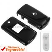 Samsung M320 Hard Case - Black