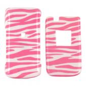 Samsung MyShot 2 R460 Hard Case - Baby Pink Zebra