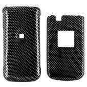 Samsung MyShot 2 R460 Hard Case - Carbon Fiber