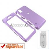 Samsung Finesse Hard Case - Light Purple