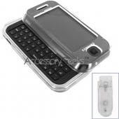Samsung Glyde Hard Case - Transparent Clear
