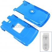 Sanyo Katana II Protective Case - Transparent Blue