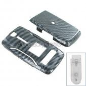 Sanyo Katana Eclipse Hard Case - Carbon Fiber