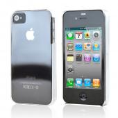 Apple iPhone 4/4S Ultra Thin Durable Hard Back Cover Only - Transparent Clear - XXIP4