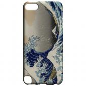 Katsushika Hokusai The Great Wave Off Kanagawa - Geeks Designer Line Artist Series Glossy Case for Apple iPod Touch 5