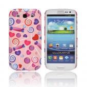 Geeks Designer Line (GDL) Samsung Galaxy S3 Slim Hard Back Cover - Assorted Candy