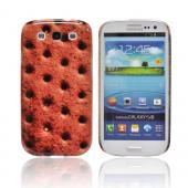 Geeks Designer Line (GDL) Samsung Galaxy S3 Slim Hard Back Cover - Ice Cream Sandwich