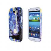 Geeks Designer Line (GDL) Samsung Galaxy S3 Van Gogh Matte Hard Back Cover - Starry Night