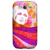 Flowerchild Americana Nostalgia Series GDL Ultra Slim Hard Case for Samsung Galaxy S3 Geeks Designer Line